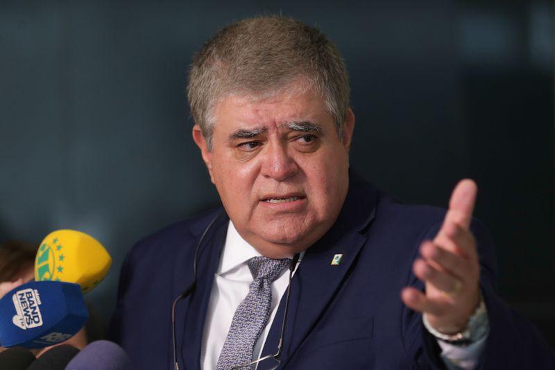 Carlos Marun, ministro da Secretaria de Governo. Crédito: Fabio Rodrigues Pozzebom/Agência Brasil