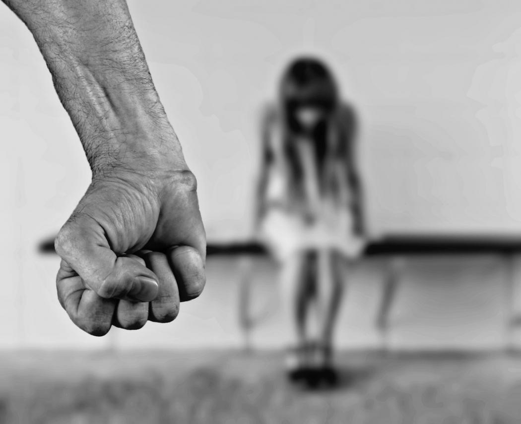 Violência contra a mulher. Crédito: Pixabay