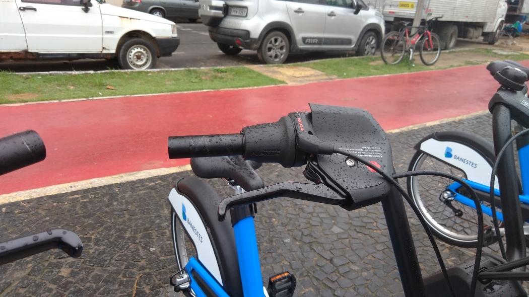 b47fb7ee961 Com três dias de funcionamento, acessórios do Bike VV são furtados ...