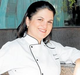 Bárbara Verzola, 43 anos, empresária-cozinheira