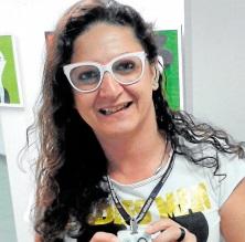 Déborah Sabará, 38 anos, presidente da Gold e vice-presidente do conselho estadual de direitos humanos do Espírito Santo