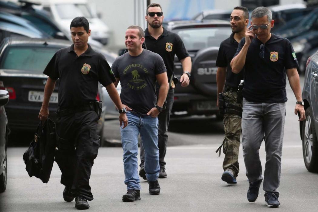 PF prende delegado e ex-secretário de Cabral — Lava Jato