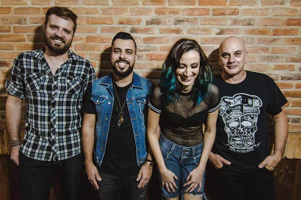 Banda Soudha. Crédito: Marcus Melo/Divulgação