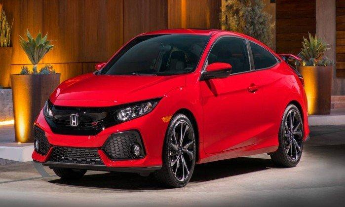 Honda Civic Si chega em abril por R$ 159.900