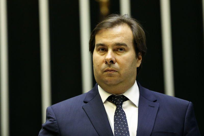 Brasília - O presidente da Câmara dos Deputados, Rodrigo Maia. Crédito: Marcelo Camargo/Agência Brasil