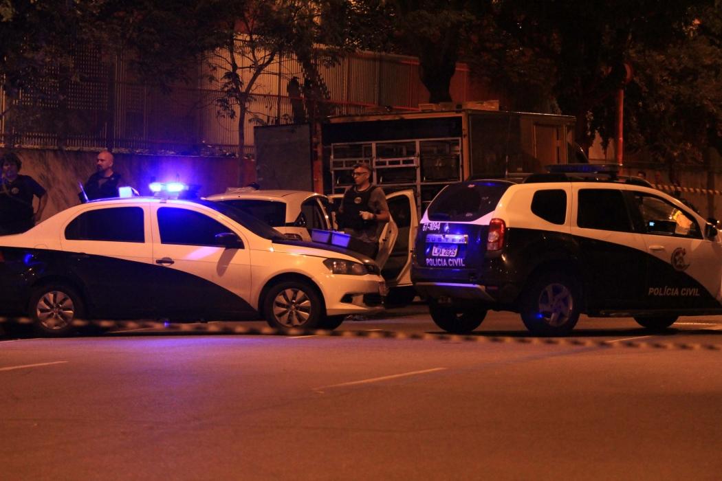 A vereadora Marielle Franco do PSOL foi morta a tiros na Rua Joaquim Palhares no Rio de Janeiro (RJ), nesta quarta-feira (14). Crédito: JOSE LUCENA/FUTURA PRESS