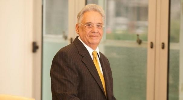 Fernando Henrique Cardoso, ex-presidente da República. Crédito: Fundação iFHC