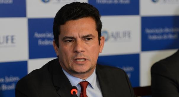 O juiz federal Sérgio Moro. Crédito: Fabio Rodrigues Pozzebom | Agência Brasil