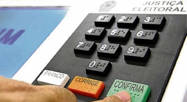São 1.654 vagas, incluindo presidente, governador, senador e deputado. Crédito: Justiça Eleitoral | Divulgação