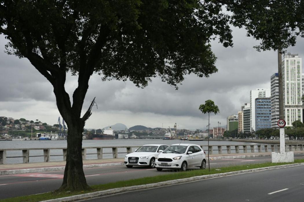 Pode chover em 33 cidades do Espírito Santo. Crédito: Vitor Jubini