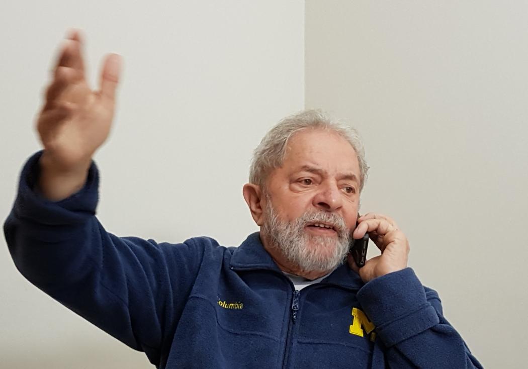 O ex-presidente Lula. Crédito: Instituto Lula | Divulgação