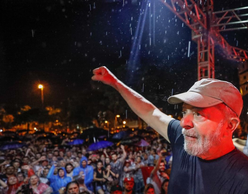 """Lula declarou, de acordo com a """"CBN"""", que Moro não aguardou o fim do julgamento do Tribunal Regional Federal da 4ª Região (TRF-4) e que haveria um recurso a ser julgado até o dia 9 de abril. Crédito:  Rafael Ribeiro"""