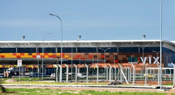 Novo terminal de passageiros, com área cinco vezes maior do que a do atual, terá nove portões de embarque. Crédito: Fernando Madeira