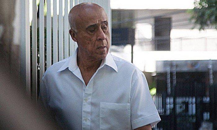 João Baptista Lima Filho, conhecido como coronel Lima  . Crédito: Reprodução