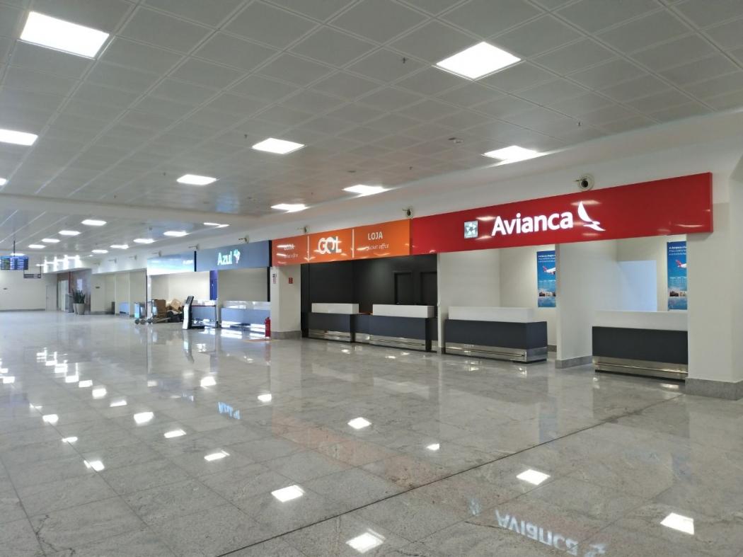 Aeroporto Vix : Obras no aeroporto de vitória serão retomadas page direto