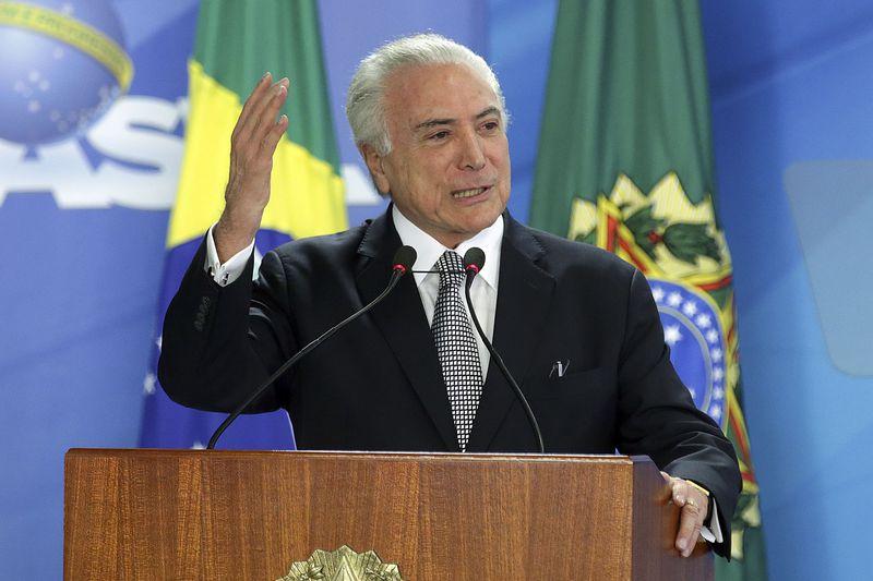 O ex-presidente Michel Temer foi preso nesta quinta. Crédito: Antonio Cruz/Agência Brasil