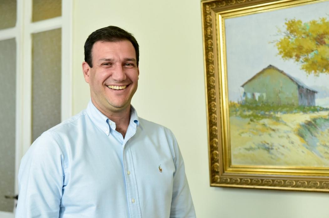 Roberto Carneiro vai comandar as articulações políticas do Palácio Anchieta. Crédito: Gazeta Online