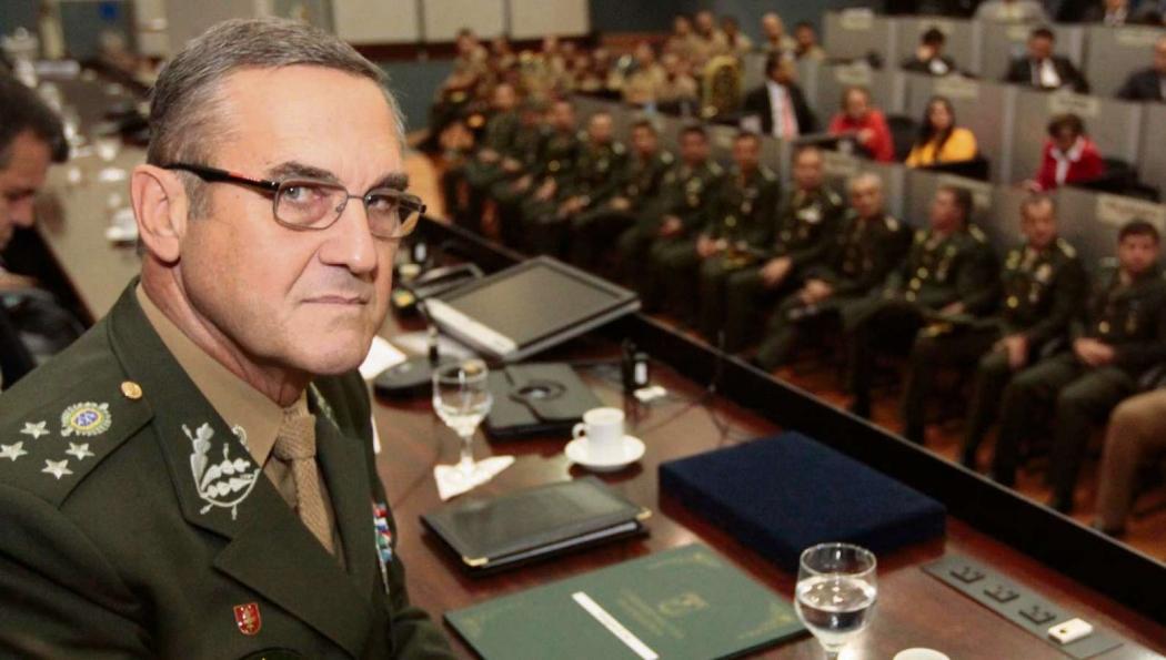 General Eduardo Dias da Costa Villas Bôas. Crédito: Tiago Corrêa/Dircom/CMM (26/03/2014)