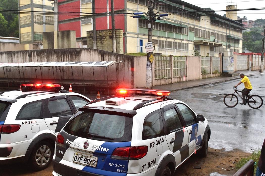 Bairro Porto Novo em Cariacica. Crédito: Fernando Madeira