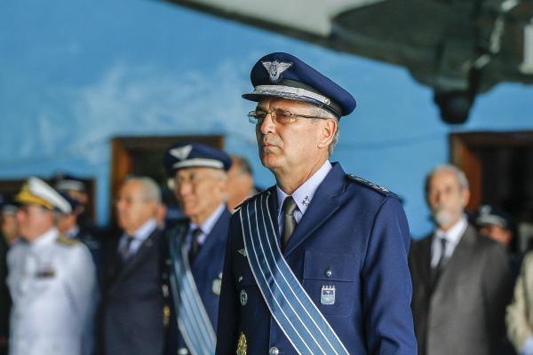 Nivaldo Luiz Rossato, Tenente-Brigadeiro do Ar . Crédito: Divulgação/Agência Força Aérea