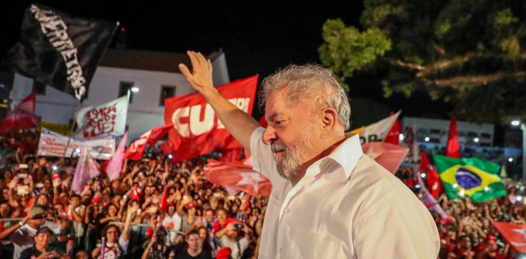 Luiz Inácio Lula da Silva, ex-presidente da República. Crédito: Ricardo Stuckert/Instituto Lula