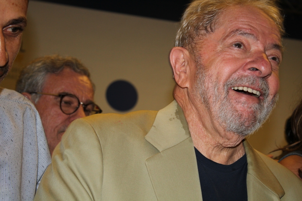 O ex-presidente Lula. Crédito: Divulgação | Instituto Lula