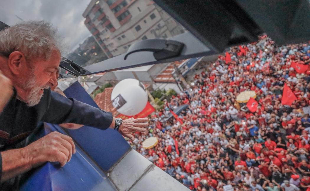 Luiz Inácio Lula da Silva, ex-presidente da República. Crédito: Ricardo Stuckert/PT