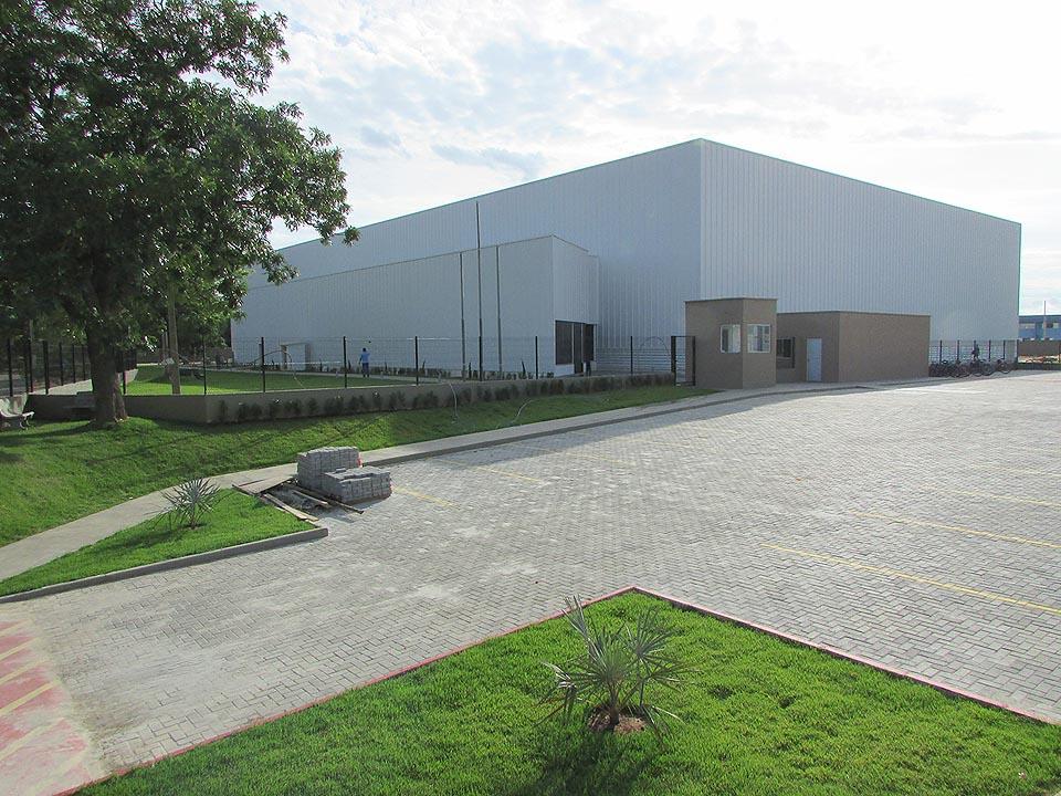 71c61ee53 Fábrica de roupas da PW Brasil Export em Baixo Guandu, no Noroeste do Estado