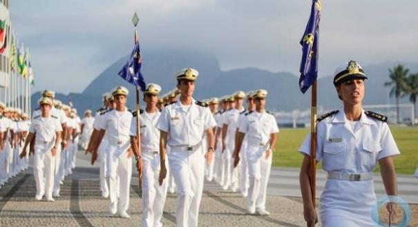 Colégio Naval é a porta de entrada para quem quer seguir carreira de oficiais da Marinha
