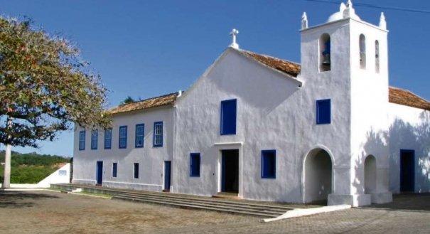 Santuário Nacional de São José de Anchieta. Crédito: Santuário de Anchieta/Divulgação