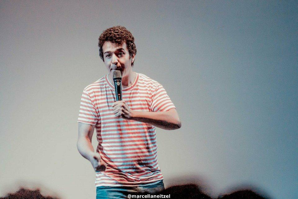João Garcia participa do projeto. Crédito: Marcella Neitzel/Divulgação