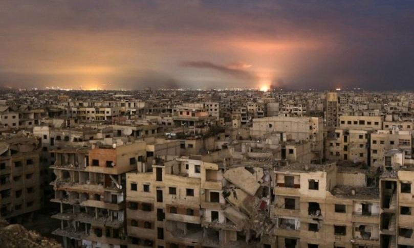 Síria. Crédito: @radioamericahn | Twitter