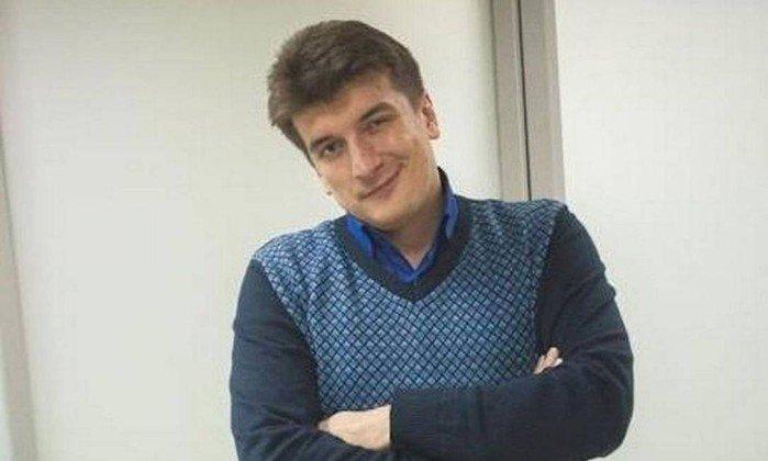 O jornalista investigativo Maxim Borodin. Crédito: Reprodução