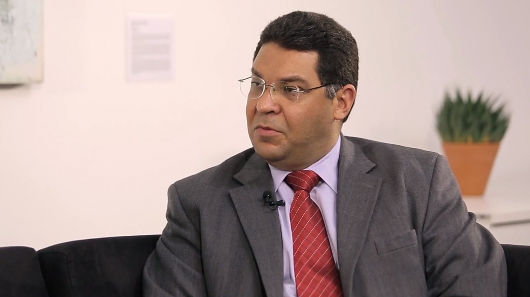 Mansueto de Almeida Junior, novo secretário do Tesouro. Crédito: Reprodução/YouTube
