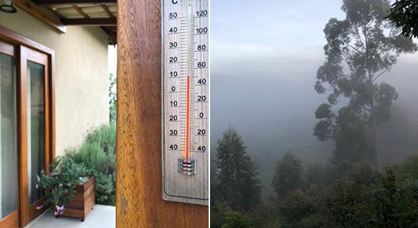 Muriaé tem madrugada mais fria do ano com 15.9ºC