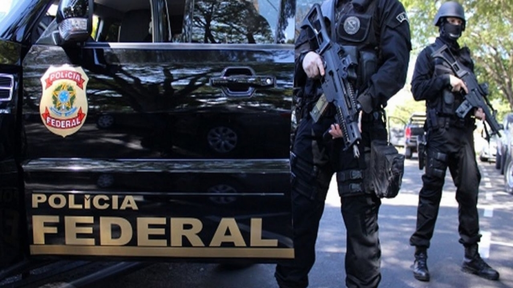 Polícia Federal [imagem ilustrativa]. Crédito: Reprodução
