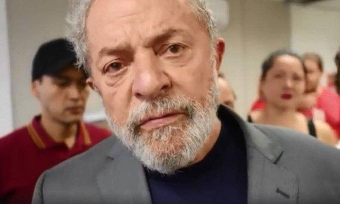 Luiz Inácio Lula da Silva, ex-presidente da República. Crédito: Reprodução | Arquivo