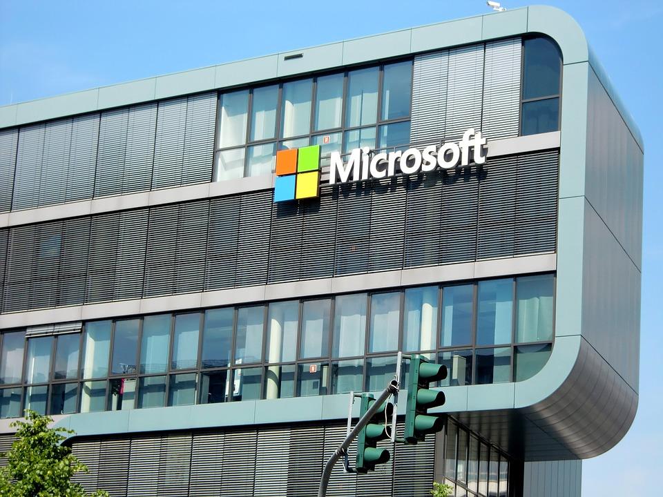 Microsoft . Crédito: Reprodução/Pixabay