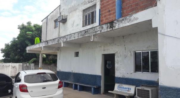 Vítima foi encaminhada para realizar exames no Serviço Médico Legal (SML) de Linhares