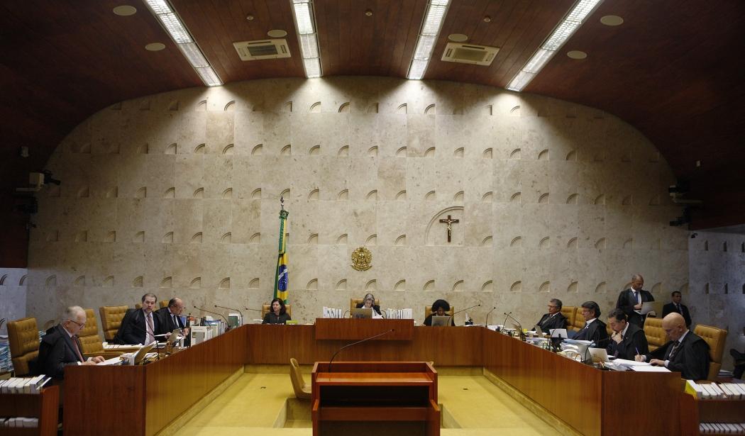 Supremo restringiu alcance do foro privilegiado de deputados federais e senadores   . Crédito: Rosinei Coutinho/STF