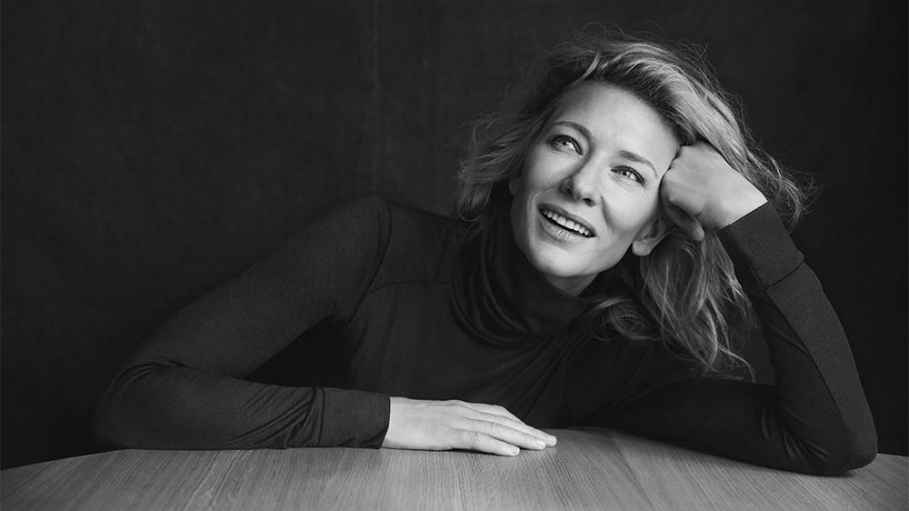 Cate Blanchett na revista Variety. Crédito: Divulgação/Variety Magazine