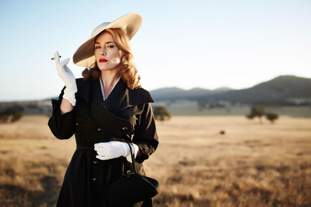 Kate Winslet em 'A Vingança Está Na Moda'. Crédito: Divulgação