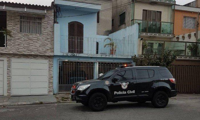 olícia Civil cumpre os mandados de prisão na Operação Dom Juan   . Crédito: Divulgação/Deic / Divulgação/Deic