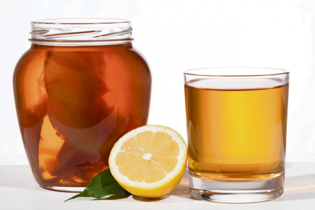 Kombucha, o chá fitness que é considerado