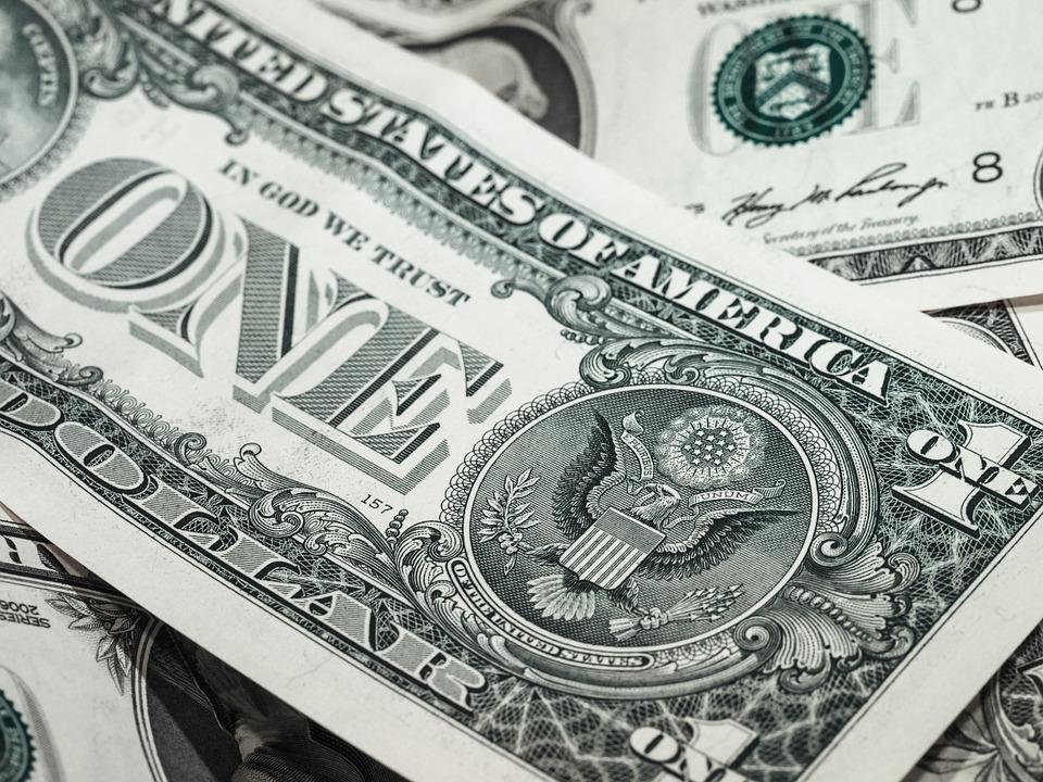 Dólar é cotado a R$ 4,14 nesta quarta-feira (05). Crédito: Reprodução | Pixabay