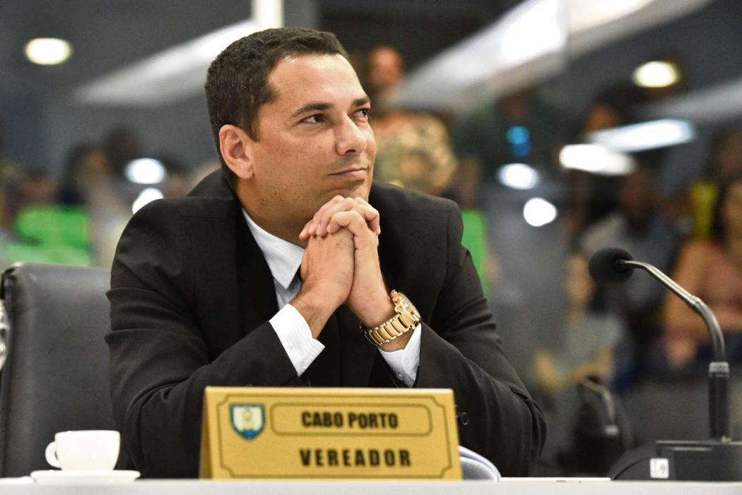 b1c45d541 Vereador Cabo Porto deve substituir coronel Nylton na Segurança da Serra -  Política - Gazeta Online