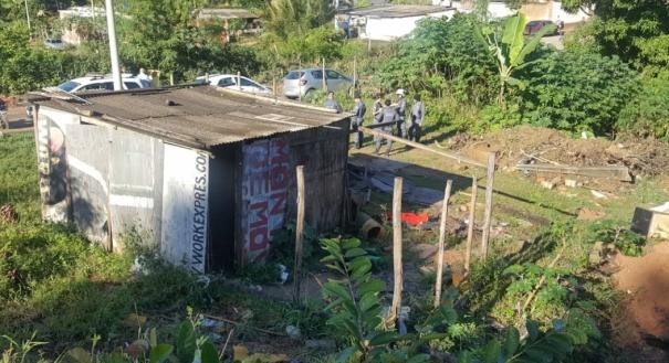 Dois rapazes foram mortos durante tiroteio em Nova Rosa da Penha I, Cariacica