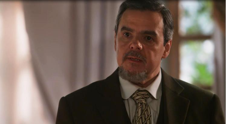 Cássio Gabus Mendes, ator. Crédito: Divulgação/TV Globo