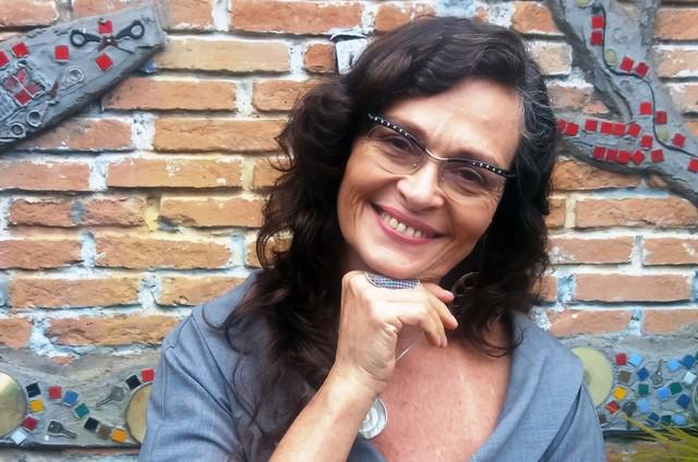 Lala Deheinzelin, atriz. Crédito: Acervo Pessoal