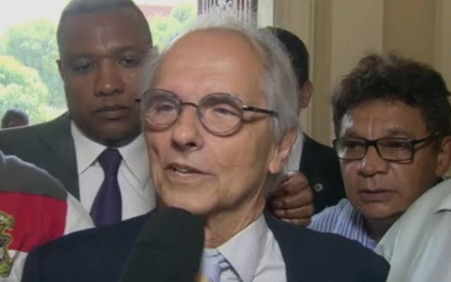 Vice-prefeito do Rio, Fernando Mac Dowell. Crédito: Reprodução | TV Globo